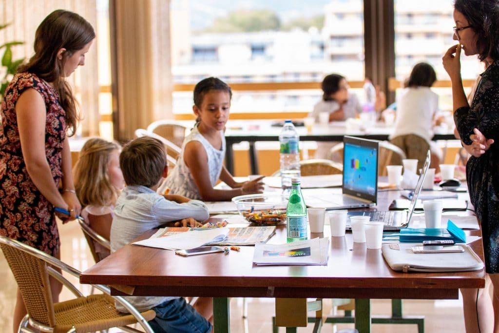 Kids-Matin Education aux médias