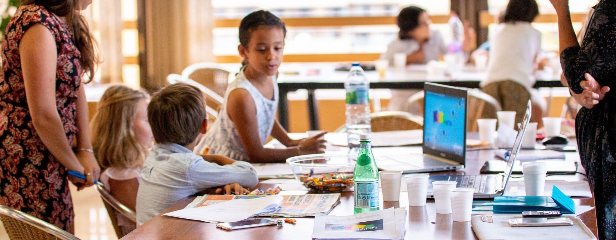 Kids-Matin : Le site d'info pour les enfants qui n'oublie pas l'éducation aux médias
