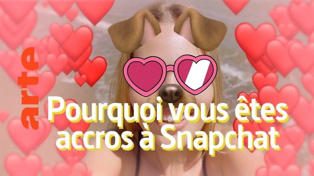 """Le """"Vrai du Faux"""" s'intéresse à Snapchat"""