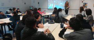 Contre les fake news, des collégiens de Vaulx-en-Velin deviennent «ambassadeurs»