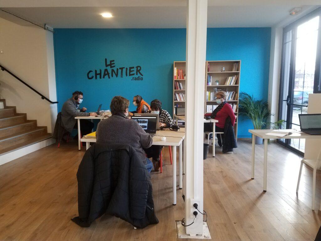 Le Chantier à Clermont-Ferrand